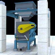 mix machine 3D Model