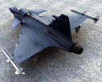 Grippen Jas-39 3D Model