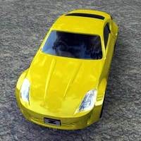 Nissan Firelady 3D Model