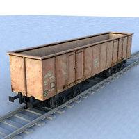 wagon - 20 3D Model