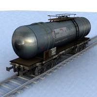 wagon - 07 3D Model