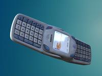 nokia 6820 3D Model