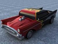 chevrolet 57 3D Model