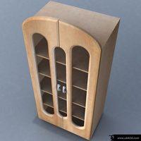wardrobe_02 3D Model