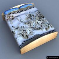 wardrobe_13 3D Model