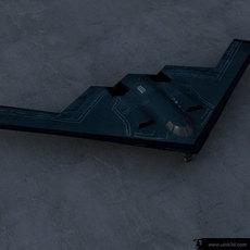 B2 - Spirit 3D Model