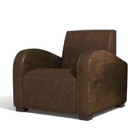 "Armchair ""Estelle"" 3D Model"