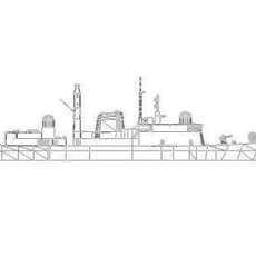 Type42/1 (Medium) 3D Model