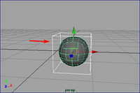 Modeling a Head with Subdivision Emulation in Maya