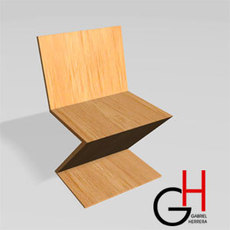 22 seating coolection 3D Model