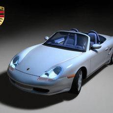 Porsche_Boxster 3D Model
