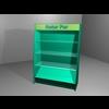 Shopping-Regal 1 3D Model
