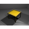 Shoppingtable 3D Model