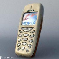 nokia 3510 3D Model
