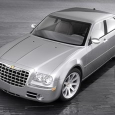 Chrysler 300c 3D Model