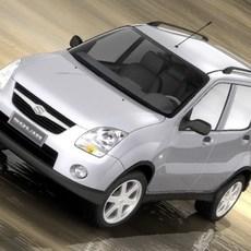 Suzuki Ignis 2005 3D Model