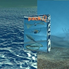 Water Monsters 3D Model