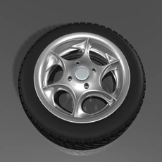 wheel dragon 3D Model