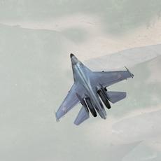 SU-34MMK 3D Model