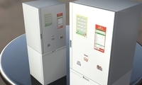 Fridge Freezer 3D Model