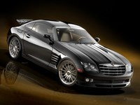 Chrysler Crossfire SRT6 3D Model