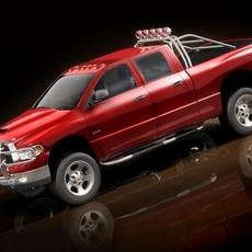 Dodge RAM 2005 Offroad 3D Model
