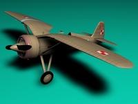 PLZ  P11C 3D Model