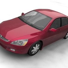 2004 Honda Accord 3D Model