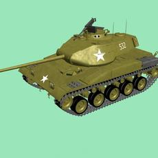 m-41 3D Model