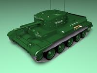 Cromwell 3D Model