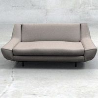 sofa1 3D Model