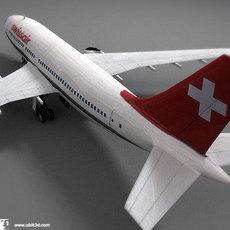 airbus310 3D Model