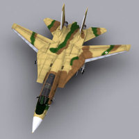 f-14 3D Model