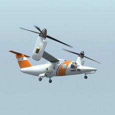 ba609 3D Model