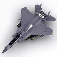 f15e 3D Model