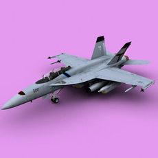 ea18g 3D Model