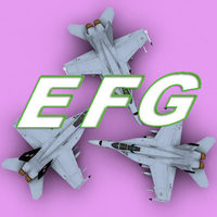 f18Collection 3D Model