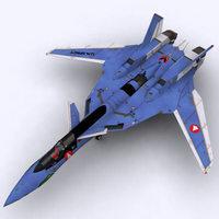 vf19 3D Model