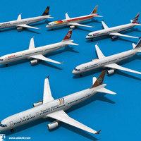 Airbus 321 3D Model