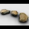 23 35 44 741 stones 3 4