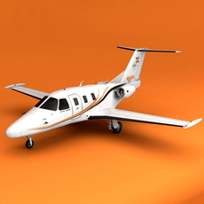 Eclipse500 3D Model