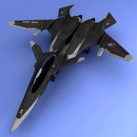 ffr41 3D Model