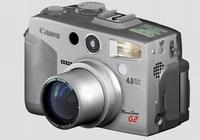 Canon G2 digital camera 3D Model