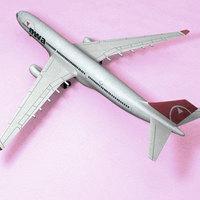 airbus 330 3D Model
