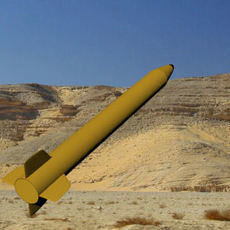 Shahab 3B M 3D Model