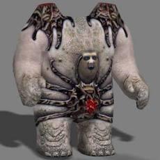 3D Zombi  3D Model