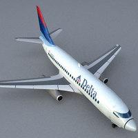 boeing 737 3D Model