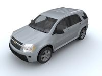 2005 Chevrolet Equinox 3D Model