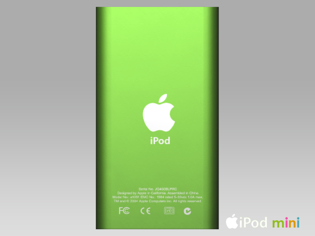 how to turn off ipod mini 1st generation