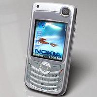 nokia 6680 3D Model